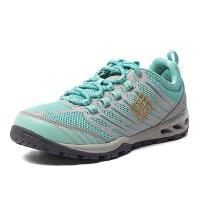 Columbia/哥伦比亚 2016专柜同款女子户外轻盈缓震透气越野跑鞋BL6020356