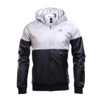 Adidas阿迪达斯 男子训练运动休闲连帽夹克外套 BK5557 现