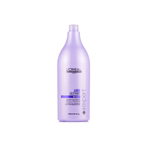L'OREAL/欧莱雅 顺柔润泽洗发水洗发露1500ml 专业洗护 橄榄果油滋润秀发 顺柔滋润洗发液