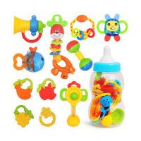 摇铃宝宝玩具0-1岁 婴儿手摇铃 新生婴儿玩具0-3-6-12个月