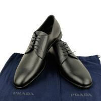 Prada十字纹男鞋