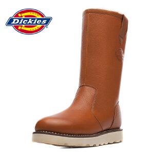Dickies休闲鞋男鞋新款英伦休闲鞋商务休闲男靴164M50LXS33