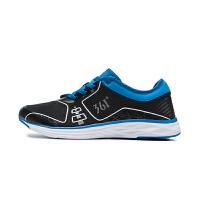 361度男鞋不对称阴阳款跑鞋男跑步鞋361网面透气运动鞋 671612221