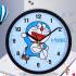 【用券立减50元】御目 挂钟 可爱卡通静音挂钟儿童房创意时钟表客厅卧室现代简约康巴丝石英钟满额减限时抢礼品卡钟表