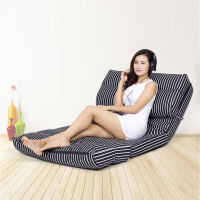 御目 沙发 榻榻米双人沙发床可折叠可拆洗懒人床懒人坐垫卧室沙发飘窗椅单人休闲沙发 创意家具