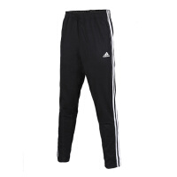 Adidas阿迪达斯  ESS 3S T PNT SJ男子运动训练小脚长裤  BK7414   现