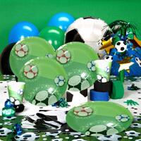 儿童生日派对装饰布置会场创意装扮用品小孩生日礼物道具足球主题