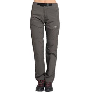 凯瑞摩karrimor 女士快干长裤舒适透气户外运动 防紫外线