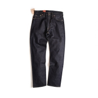 Levi's/李维斯男士牛仔裤经典直筒纯棉拉链牛仔长裤19621-0001