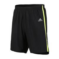 Adidas阿迪达斯 男子运动休闲透气短裤 S98112 现