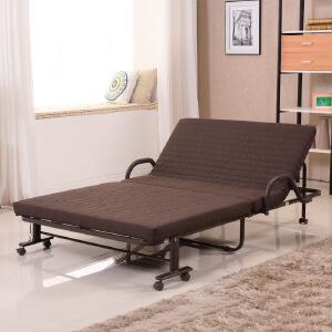未蓝生活折叠床 单人床白领办公室午休午睡床 儿童保姆陪护床 床垫宽100cm厚8cm VLK100