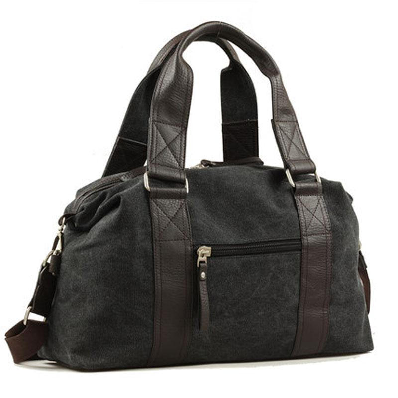 大包旅行包行李包 男包帆布包单肩包休闲手提包男款