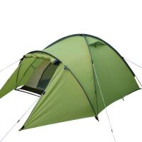 帐篷户外3-4人露营帐篷装备野营防雨双层专业野外帐篷套装