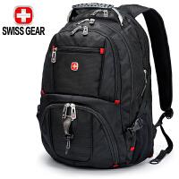 SWISSGEAR旅行包 男女旅游包 15.6英寸/17.3英寸双肩行李包大容量健身包