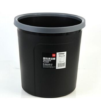 圆形塑料垃圾桶清洁桶