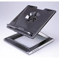 笔记本散热底座,笔记本散热支架,韩国黑钻至冷可升降笔记本电脑台 带USB HUB,笔记本升降支架