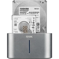 奥睿科ORICO 9528RU3 全铝两盘位USB3.0免工具抽取式RAID磁盘阵列盒阵列柜 支持3.5英寸SATA串口硬盘 双盘位 全铝8TB扩展硬盘盒 磁盘阵列 3.5寸硬盘盒 黑色