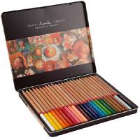 MARCO 马可 雷诺阿彩色铅笔  3100TN 24色 36色 48色雷诺阿 彩色铅笔 铁盒油性彩铅