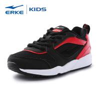 鸿星尔克童鞋男童运动鞋2017新款儿童鞋子防滑跑步鞋中大童休闲鞋
