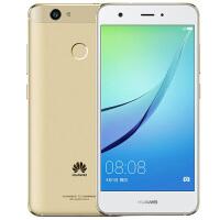 [礼品卡]华为 Nova 手机 全网通4GB+64GB版 玫瑰金 香槟金黑白 移动联通电信4G手机 双卡双待 3G+32G Huawei/华为