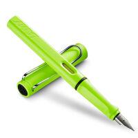 德国原装lamy凌美钢笔狩猎钢笔商务用笔书写墨水笔礼品笔  绿色