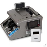 得力3916银行专用点钞机智能混点验钞机可支持2015新版人民币