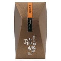 瑞峰 阿里山炭焙金萱乌龙150g/盒 台湾精选香甜现货润绿甘甜棉柔醇滑奶香茶叶