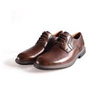 Clarks/其乐皮鞋男士商务英伦风商务休闲小皮鞋26067490