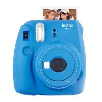 Fujifilm/富士 instax mini9一次成像相机 拍立得胶片 - 海水蓝