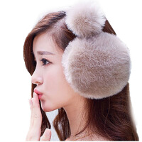 耳罩耳套保暖女男耳暖耳朵套护耳罩耳捂女性毛绒冬季可爱