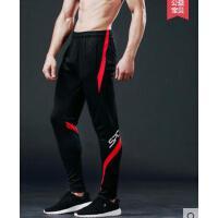 长裤春秋足球训练裤 足球裤男   收腿裤 运动健身跑步裤