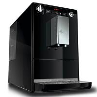德国Melitta/美乐家E950 SOLO全自动咖啡机家用意式咖啡机 黑色