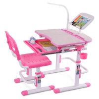儿童学习桌书桌小学生写字桌学习桌椅套装可升降