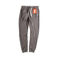 SUPERDRY/极度干燥  美国直邮春季新款潮流宽松收口运动休闲长裤SPD-M70MA154F5