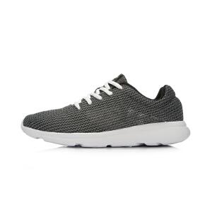 李宁跑步鞋男鞋 夏季新款轻便透气极简网面跑鞋运动鞋ARJL001