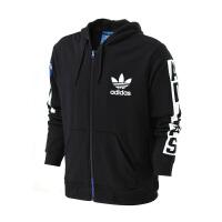 Adidas阿迪达斯    三叶草男子运动休闲连帽夹克外套  BQ0888  现