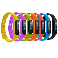 【包邮】智能手环 运动手环 运动计步器 蓝牙防水 可穿戴健康睡眠 远程拍照 睡眠监测 运动手表 适配苹果安卓系统