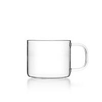尚明耐热玻璃茶杯冲泡器拍档尚明硝子品茗杯玻璃咖啡杯150ml CP-02 一盒2个