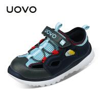 【满200减100】UOVO2017新款春夏季儿童休闲鞋男童休闲鞋女童休闲鞋儿童运动鞋 玻利维亚