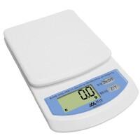 香山电子秤ek3820高精度电子厨房秤 0.1克度 食物秤 烘焙秤 中药秤 电子称 称重范围0.2-2000克 分度值0.1g