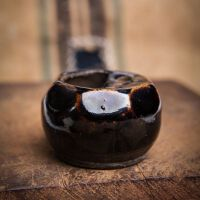 【只有一个】古董古玩收藏品 水丞砚滴 清代晚期文房藏品