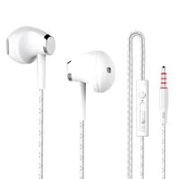 K59手机耳机 重低音vivo华为魅族oppo小米手机耳机线控带麦入耳式耳塞 重低音电脑mp3手机耳机通用线控带麦入耳式运动耳塞式耳机