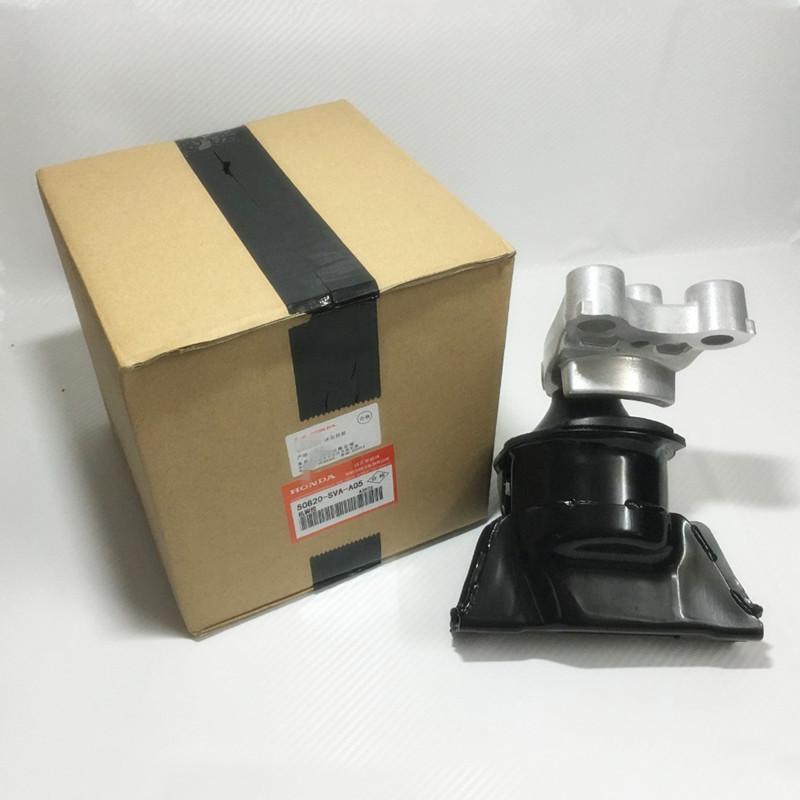 本田06-11款八代思域fa1发动机胶垫缓冲胶固定支架发动机机脚胶右边机