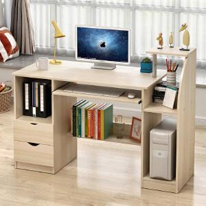 御目 电脑桌 布朗熊笔记本电脑桌床上用宿舍懒人桌简约可折叠咖啡熊熊学习书桌饭桌桌子 创意家具