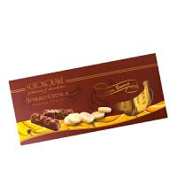 巧克力云庄香蕉巧克力脆条140g 台湾进口糖果巧克力休闲零食品