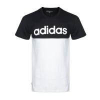 Adidas阿迪达斯男装 NEO运动休闲透气短袖T恤 BQ6818