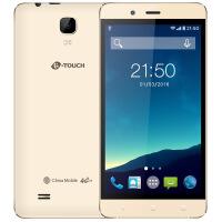【礼品卡】  K-Touch/天语K5 5.0寸移动4G 双卡双待大屏智能手机 金属边框老人机手机