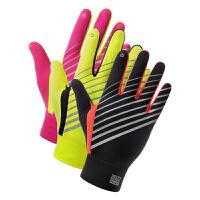 BMAI/必迈 新品跑步保暖手套触屏户外全指防风运动手套
