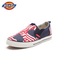 Dickies 男子帆布休闲鞋套脚鞋 161XG08AP10