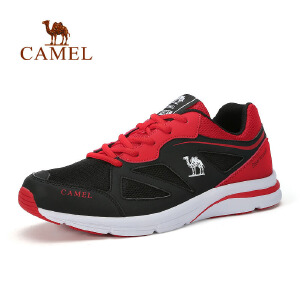camel骆驼运动跑鞋 男女情侣款 休闲透气跑步鞋防滑轻便运动鞋夏